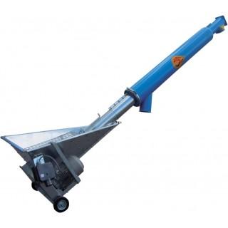 Rohrreiniger für Getreidekanone 152 / Vorreiniger Abladestation